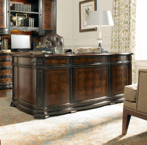 Hooker Furniture - Grandover Executive Desk - 5029-10563