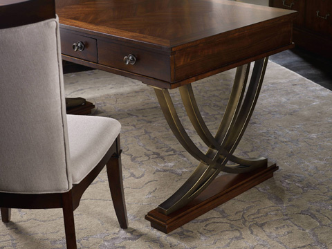 Hooker Furniture - Palisade Writing Desk - 5183-10458