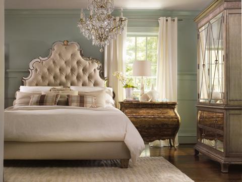 Hooker Furniture - Tufted Bed - 3016-90865