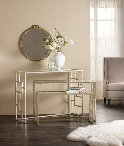 Hooker Furniture - Metal Nest of Tables - 500-50-939