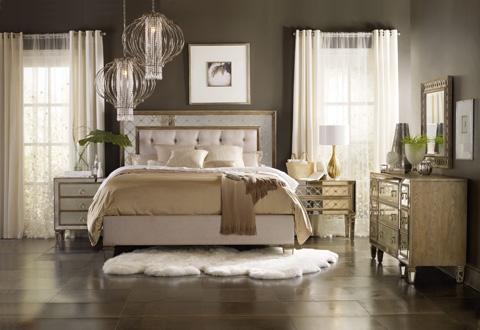 Hooker Furniture - Sanctuary Avalon Three Drawer Nightstand - 5414-90016