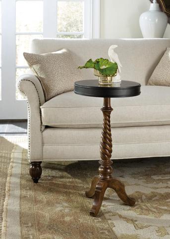 Hooker Furniture - Archivist Candlestick Pedestal Table - 5447-50004