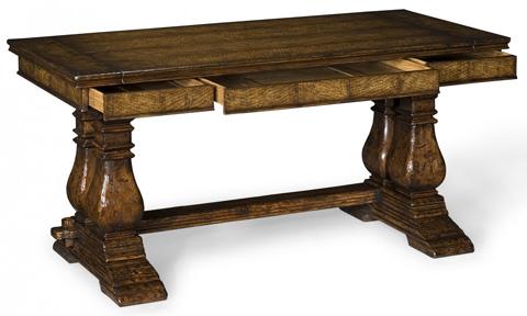 Jonathan Charles - Refectory Style Desk - 493416