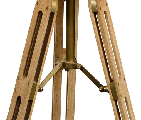 Jonathan Charles - Architectural Table Lamp - 495137