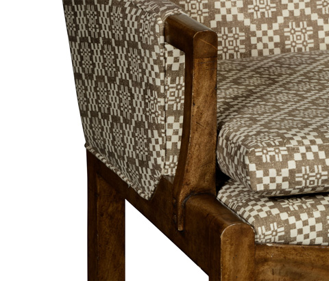 Jonathan Charles - Coniger Upholstered Chair - 530006