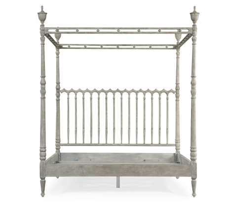 Jonathan Charles - Morris' King Bed - 530090-USK