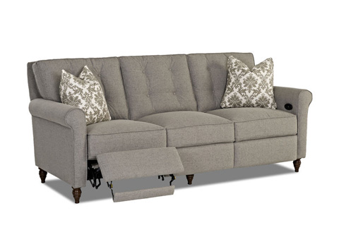 Klaussner Home Furnishings - Holland Sofa - D84003 PWHS