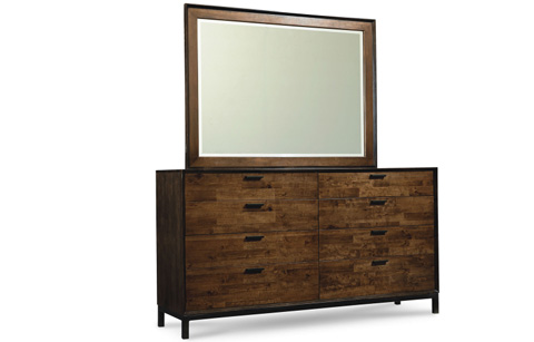 Legacy Classic Furniture - Dresser with Mirror - 3600-0400/1200
