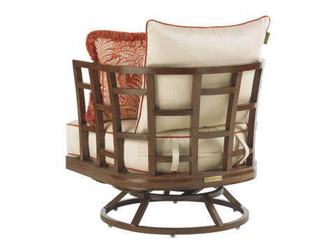 Tommy Bahama - Swivel Lounge Chair - 3120-11SW