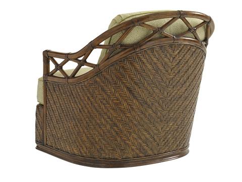 Tommy Bahama - Diamond Cove Swivel Chair - 1685-11SW