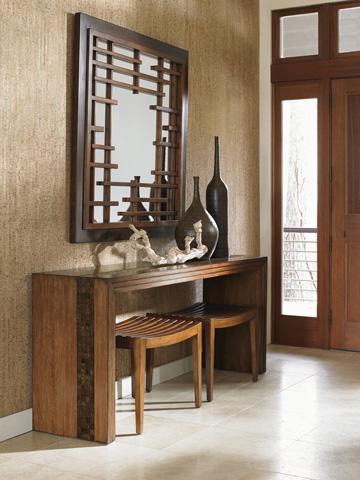 Lexington Home Brands - Mikasa Square Mirror - 556-204