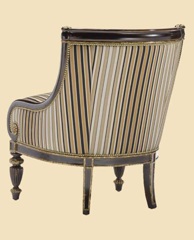 Marge Carson - Ionia Lounge Chair - ION41