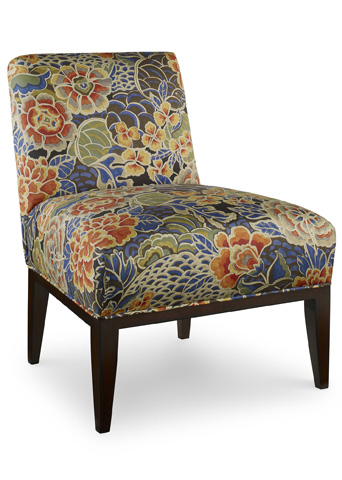 Pearson - Armless Upholstered Accent Chair - 232-00