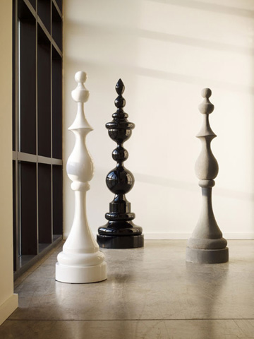Phillips Collection - Check Mate Sculpture - PH61000