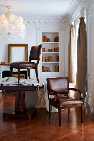Ralph Lauren by EJ Victor - Mayfair Dining Side Chair - 30000-28