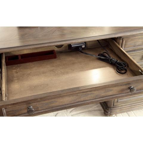 Riverside Furniture - Executive Desk - 15831