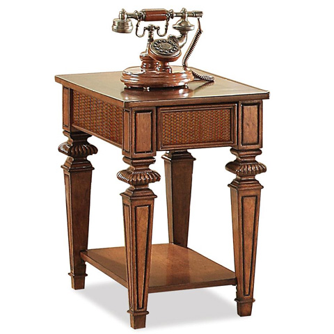 Riverside Furniture - Chairside Table - 42812