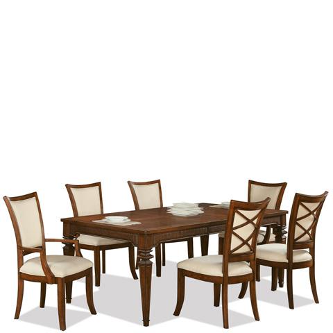 Riverside Furniture - Rectangular Dining Table - 42850