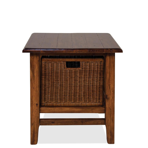 Riverside Furniture - Rectangular Side Table - 79509