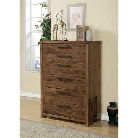 Riverside Furniture - Six Drawer Chest - 98865
