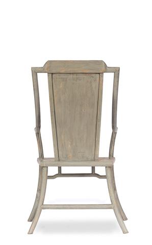Sarreid Ltd. - Emperor Dynasty Chair - 29836
