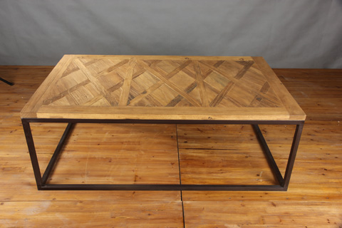Sarreid Ltd. - Parquet Floor Coffee Table - 29847