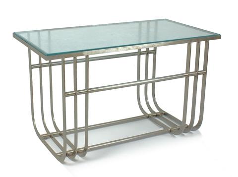 Sarreid Ltd. - Donald Deskey Style Table - 30341