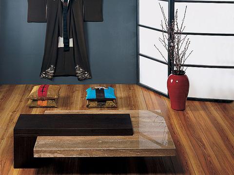 Stone International - Console Table - 8014