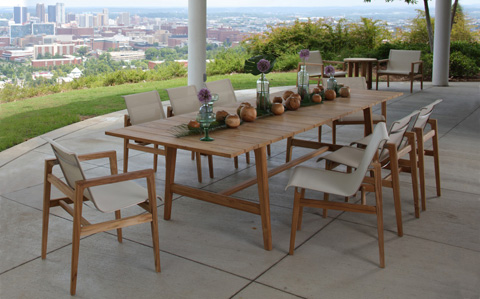 Summer Classics - Coast Extension Dining Table - 27474