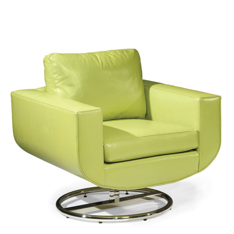 Swaim Kaleidoscope - Bubble Swivel Chair - K5488-FM SWC33