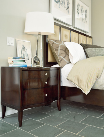 Thomasville Furniture - Nightstand with Two Drawers - 82211-810