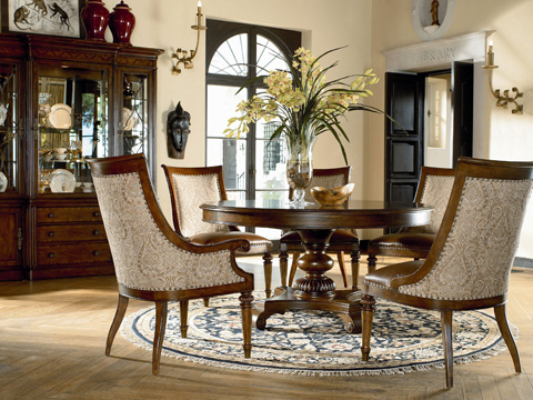 Thomasville Furniture - Rift Valley Round Dining Table - 46221-731