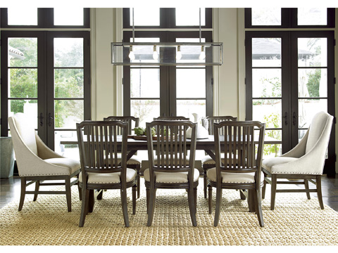 Universal Furniture - Berkeley 3 Café Chair - 311732-RTA