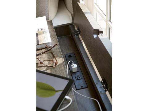 Universal Furniture - Playlist Three Drawer Nightstand - 507350