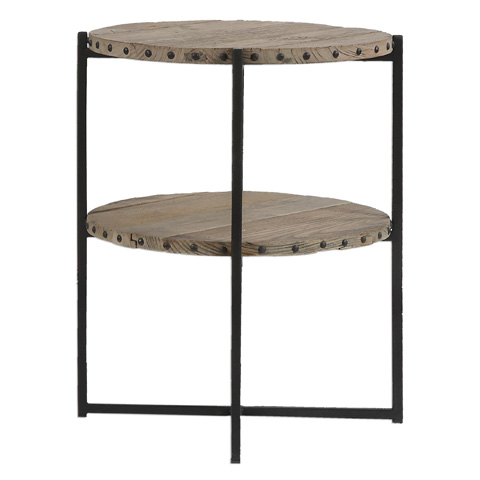 Uttermost Company - Kamau Accent Table - 24532