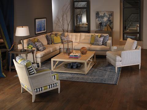 Vanguard Furniture - Ledra Side Table - 8516L