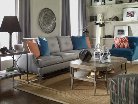 Vanguard Furniture - Korina Cocktail Table - 8525C