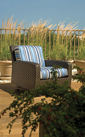 Lane Venture - Leeward Swivel Glider Lounge Chair - 786-86