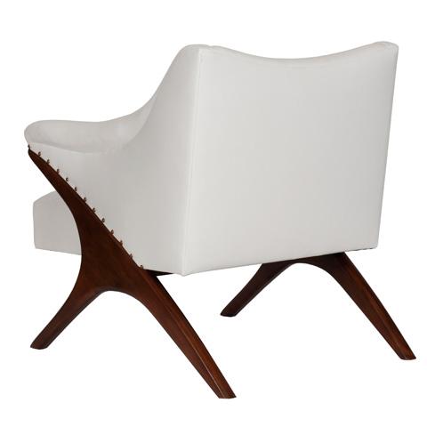 Worlds Away - Beech Wood Chair - DON CR