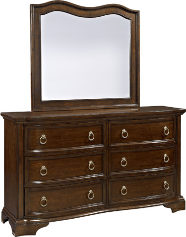 Broyhill Furniture - Elaina 6-Drawer Dresser - 4640-230