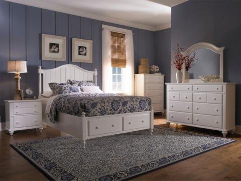Broyhill Furniture - Hayden Place White Nightstand - 4649-292