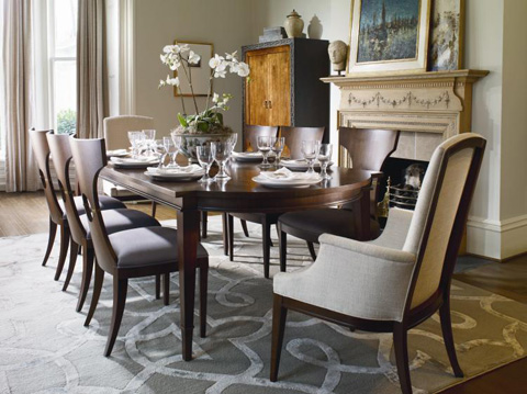 Century Furniture - Dining Table - 499-302