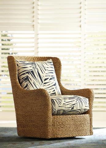 Century Furniture - Jay Swivel Chair - LTD5133-8
