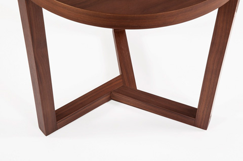 Control Brand - Ostersund Side Table - FET1016WALNUT