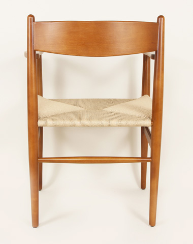 Control Brand - Asger Chair - FX057NATURAL