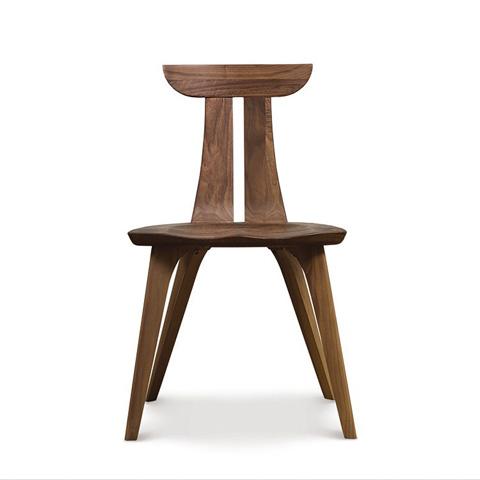 Copeland Furniture - Estelle Dining Chair in Cherry - 8-EST-50
