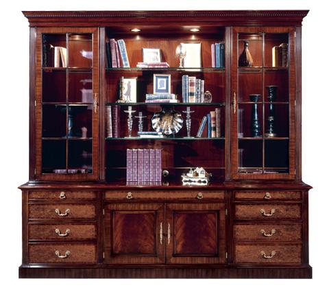 Henkel-Harris - Executive Bookcase - HHBC95