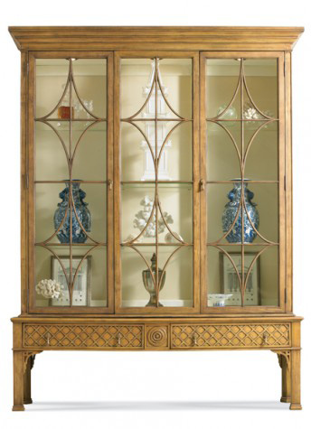 Hickory White - Display China Cabinet - 790-42