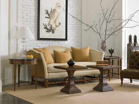 Hickory White - Bunching Cocktail Table - 703-27