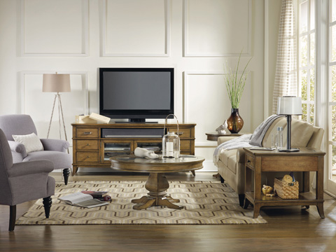 Hooker Furniture - Shelbourne Round Cocktail Table - 5339-80111